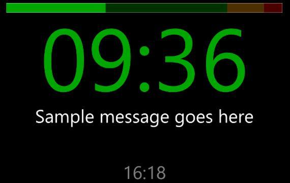 Countdown Timer 2.0 - Irisdown