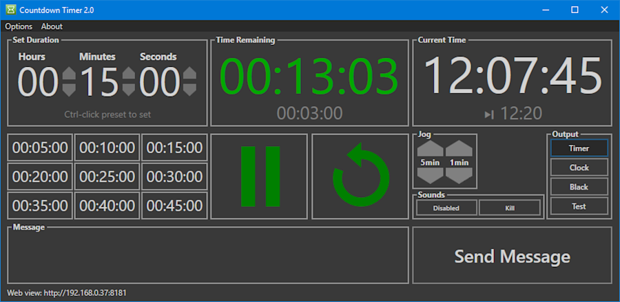 Countdown Timer 2 0 - Irisdown